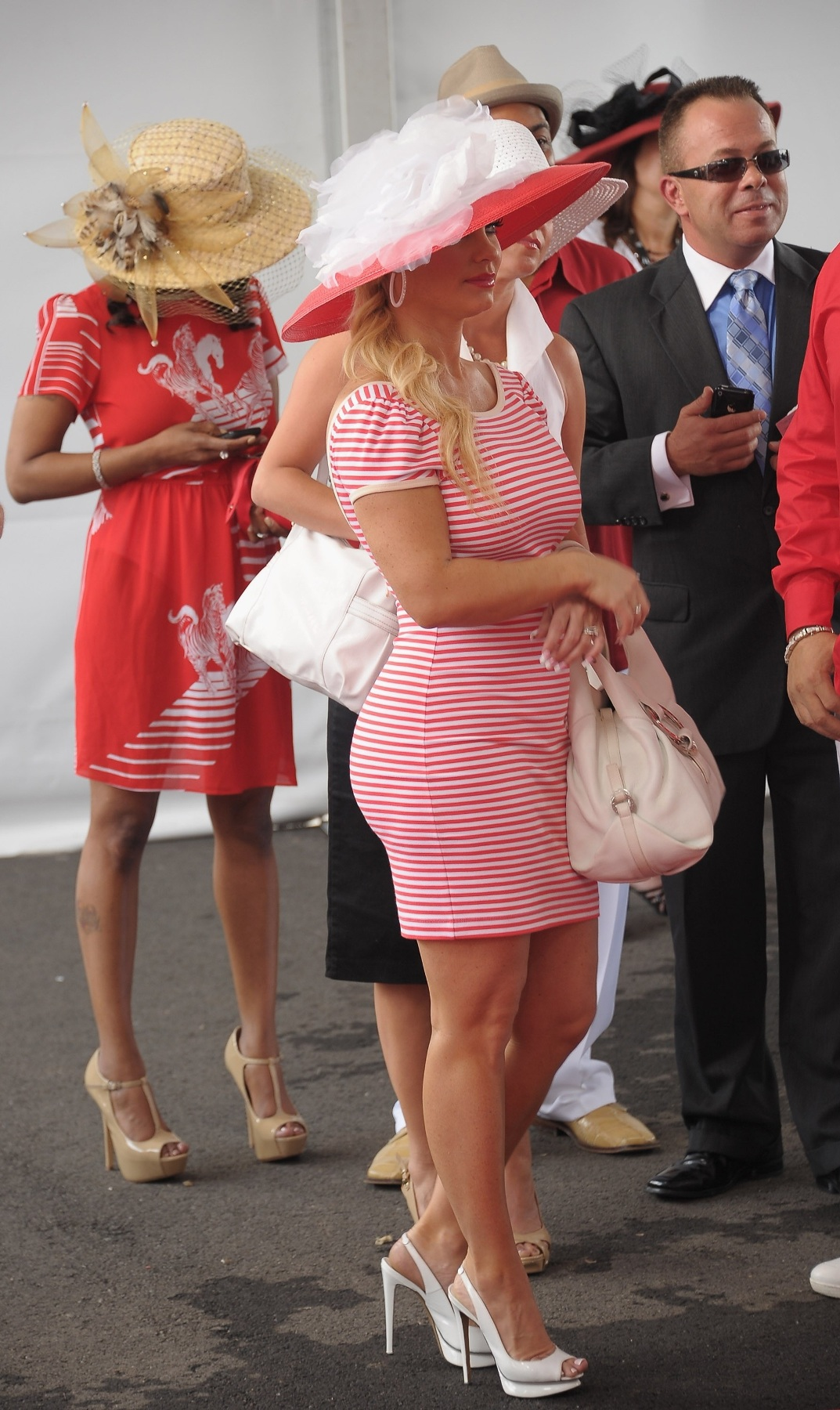 """Nicole """"Coco"""" Austin & Ice T 