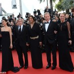 Robert De Niro and wife Grace Cannes Film Festival - 04