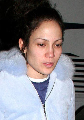 Jennifer Lopez Pictures Without Make Up T V S T