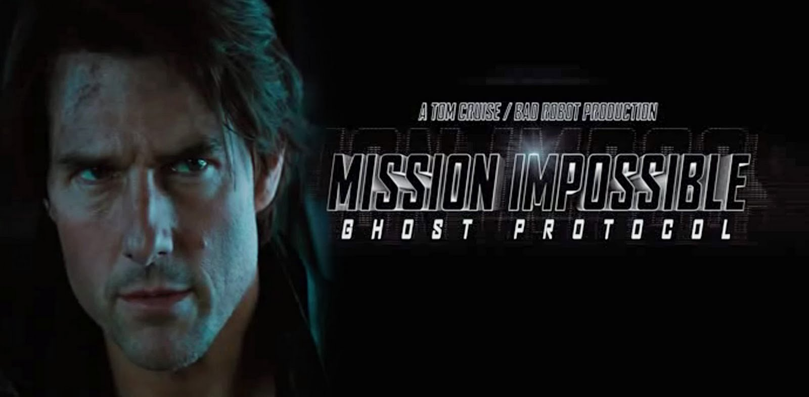 "The Newest, Longer Mission Impossible II Trailer: ""Ghost Protocol"""