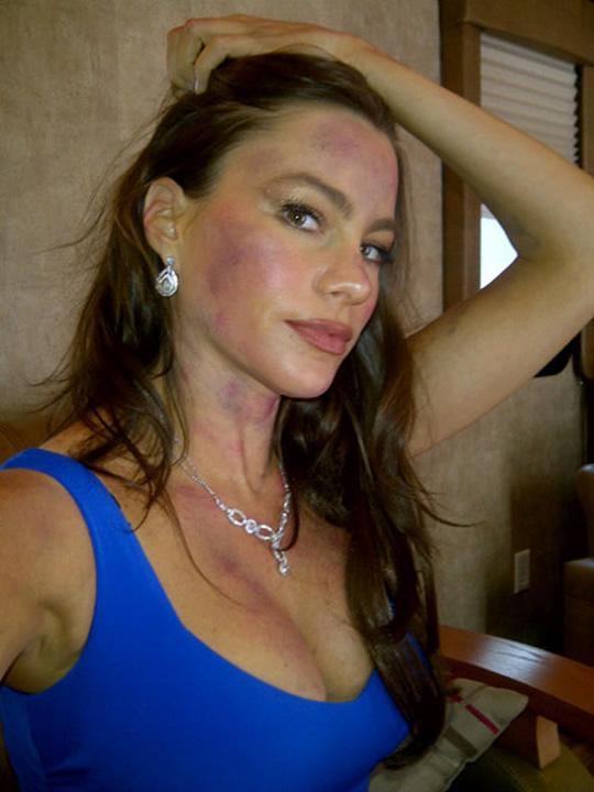 Sofia vergara without makeup
