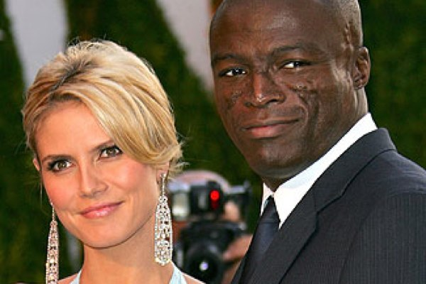 Heidi Klum Officially Files For Divorce From Seal.  Don't Worry, She has a Pre-Nup.