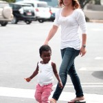 Jillian Michaels Haitian adopted Daughter - 02
