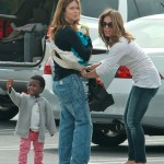 Jillian Michaels Haitian adopted Daughter - 07