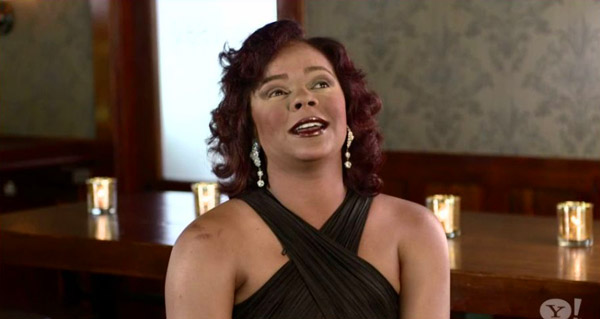 Lark Voorhies!! What The Hell Happened?? Say it Isn't So!