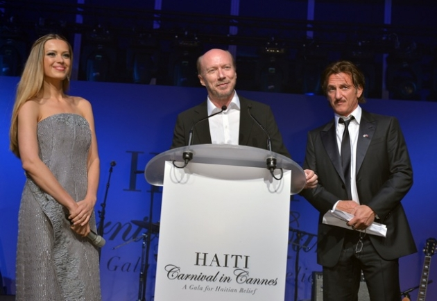Sean Penn Raises $2 Million Dollars for Haiti after he Lashes Out at the Media for Lack of Support