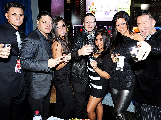 "Revealed: Jersey Shore Cast Members Must Sign an ""STD"" Clause"