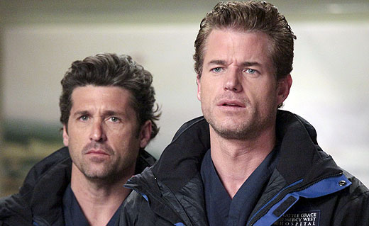 Eric Dane aka McSteamy Leaving Greys, Dempsey Tweets Spoiler Photo