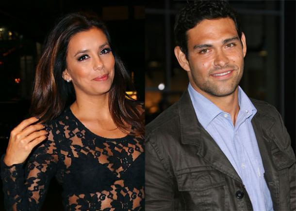 Eva Longoria and Mark Sanchez Dating