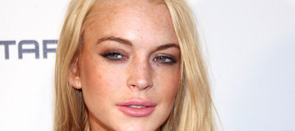 Lindsay Lohan Rushed to the Hospital with a Lung Infection.
