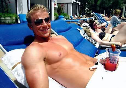 Sean Lowe ABC's the Bachelor