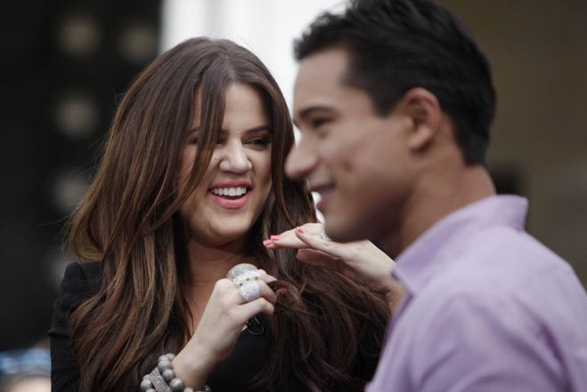 "Khloe Kardashian and Mario Lopez Will Host ""The X-Factor"".  Deal Rumored to Be Done!"