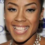 Keyshia Cole Close up