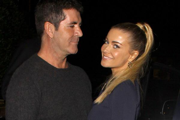 Simon Cowell Confirms Relationship with Carmen Electra…Finally!