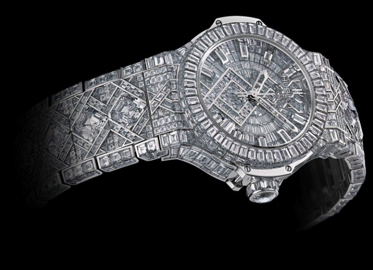 Jay Z's Birthday Gift Hublot Big Bang