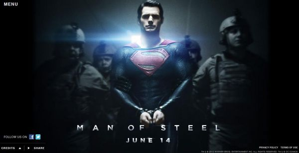 "Watch ""The Man of Steel"" Official 2nd Trailer. This is Not Your Ordinary Superman!"