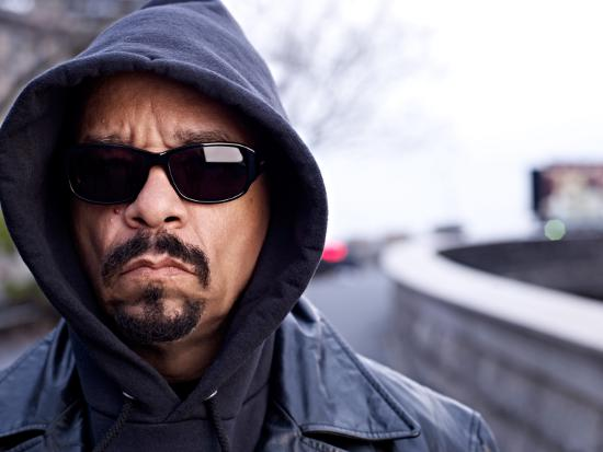 Angry Ice T
