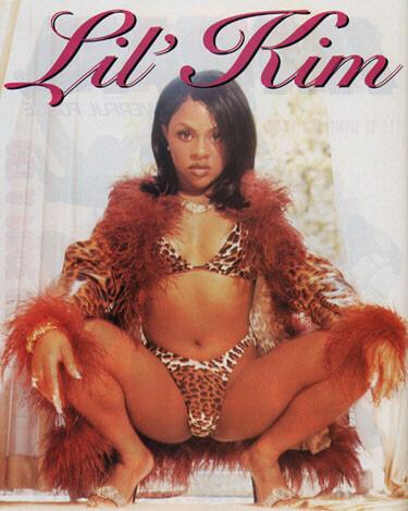 ll kim 1996 album cover