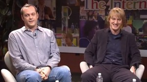 Vince Vaughn and Owen Wilson The Internship
