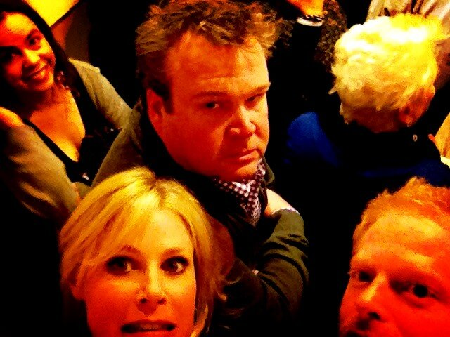 Modern Family Stars Trapped in an Elevator