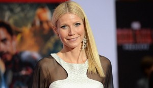 Gwyneth Paltrow head and shoulder photoo