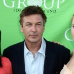 Alec Baldwin and his daughter / model Ireland Baldwin