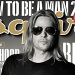 Brad Pitt on the June 2013 Cover of Esquire