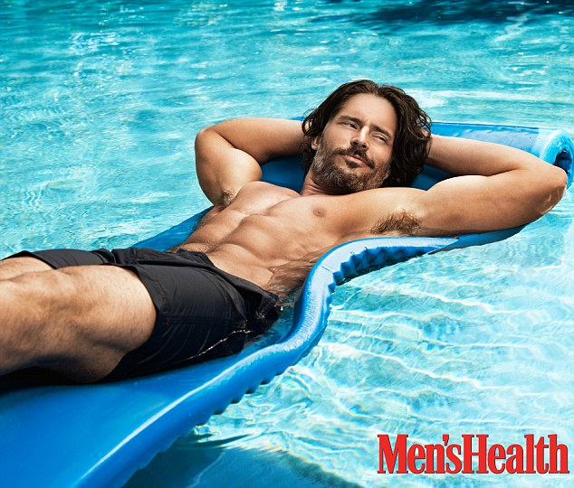Joe Manganiello Talks About His Struggles In Hollywood Before True Blood T V S T