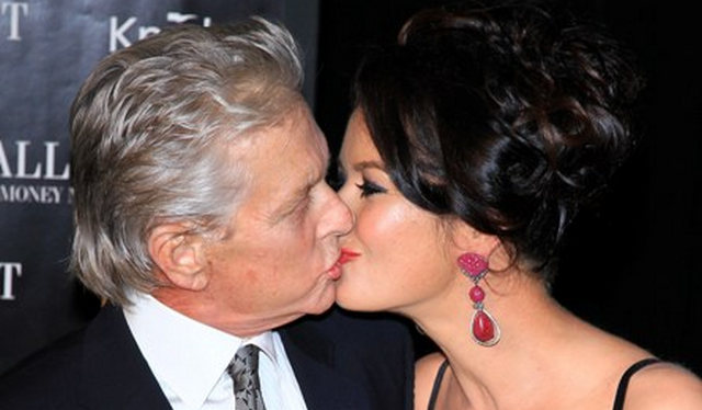 Michael Douglas Oral Sex Confusion!