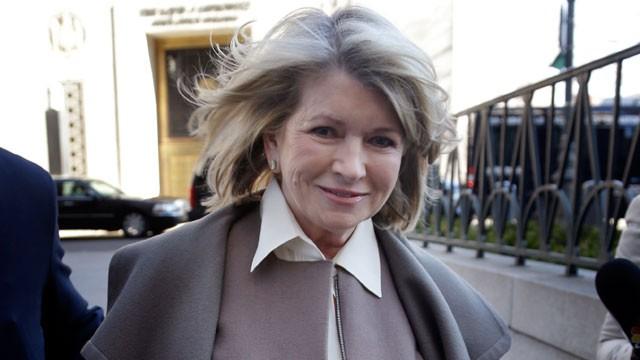 Martha Stewart Fan of Sexting and Threesomes