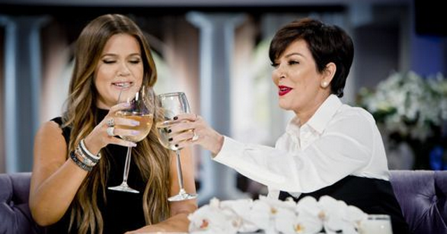 Kris Jenner and Khloe Kardashian Talk Sex On New Talk Show