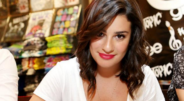 Lea Michele Talks For The First Time After Cory Monteith's Death