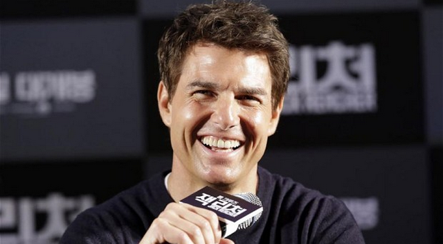Tom Cruise and Scientology Leader, Best Friends For Life