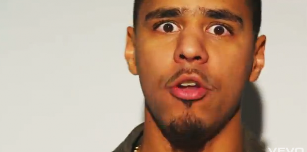 J Cole Eyebrows Vs Drakes J. Cole Says Obama Wou...