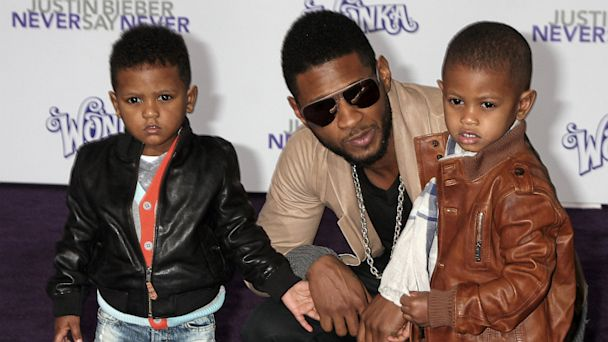 Usher's Son Hospitalized After Nearly Drowning to his Death!
