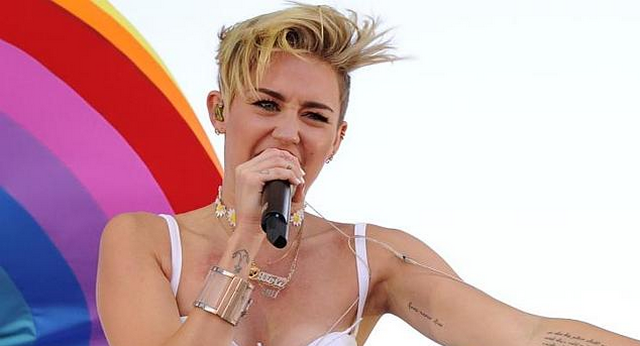 Miley Cyrus' Rolling Stone Interview Is A Must Read