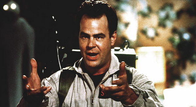 Dan Aykroyd Loses It During Interview With Ellen Fanning