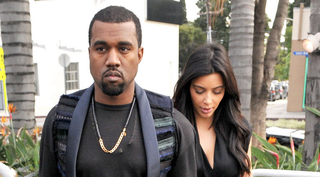 Kanye West Goes On Another Rant, Compares Kim To Michelle Obama