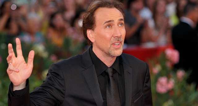 Nicolas Cage Sex Photos Are Floating Around Somewhere