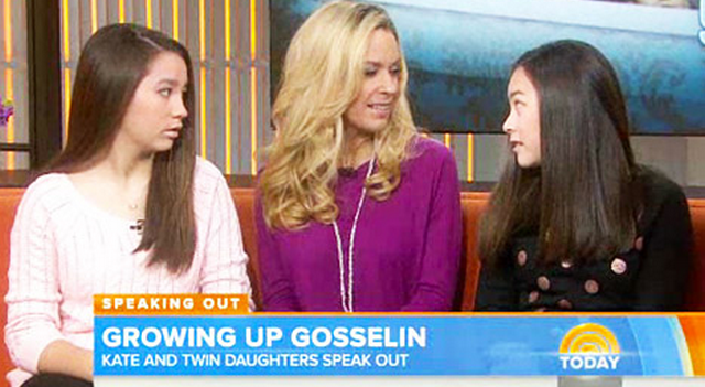 Kate Gosselin Drags Children On The 'Today' Show, Jon Gosselin Is Furious! (VIDEO)