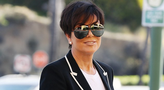 Kris Jenner Is Being Threatened By Man Who Claims To Have Her Sex Tape