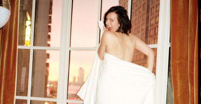 'Mad Men' Star Elisabeth Moss Is Topless For New York Magazine (PHOTOS)