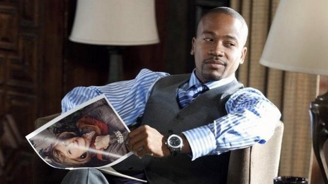 Columbus Short From 'Scandal' Involved In Nasty Bar Fight