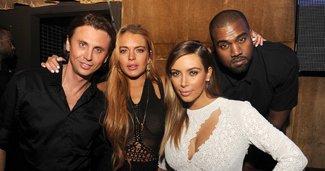 Kanye West Begs Hollywood A-Listers To Accept Kim Kardashian