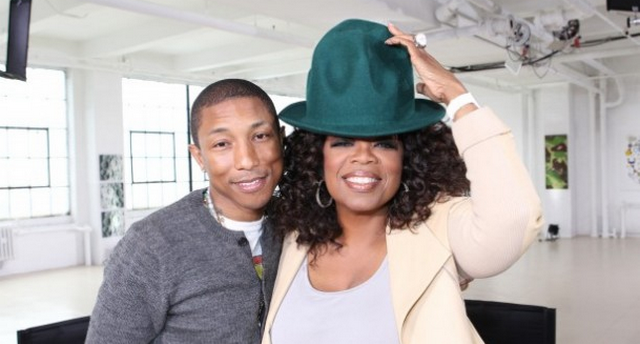 Oprah Made Pharrell Cry And We Have The Video! Grab Some Tissues!