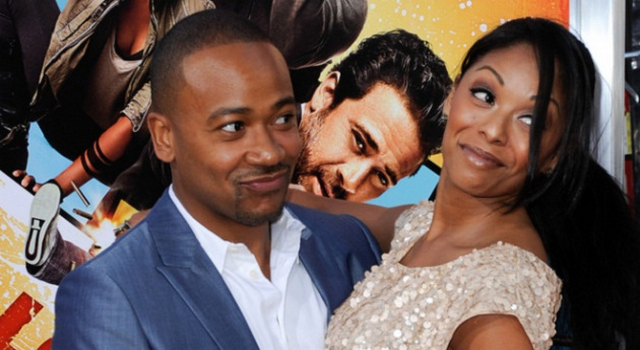 'Scandal' Star Columbus Short Threatens Wife With Murder-Suicide