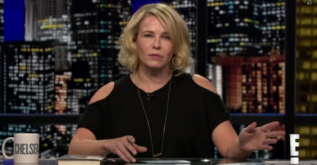 Chelsea Handler Scores Big, Lands Her Own Talk Show On Netflix