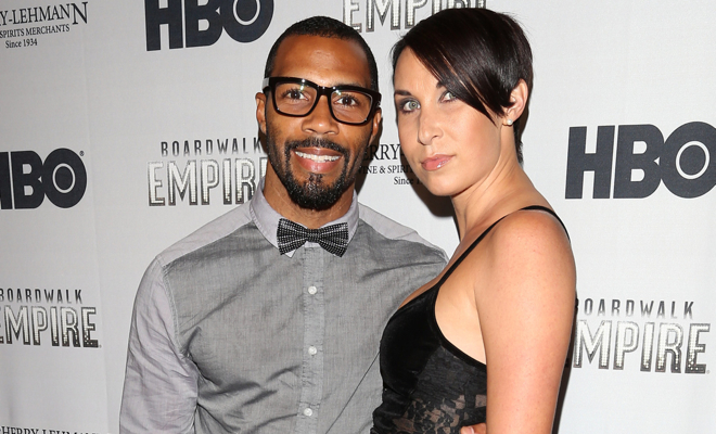 stunned after a photo surfaces of omari hardwick with his