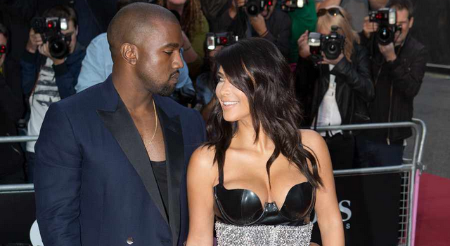 Kim Kardashian Suggests She And Kanye West Have A Sex Tape!