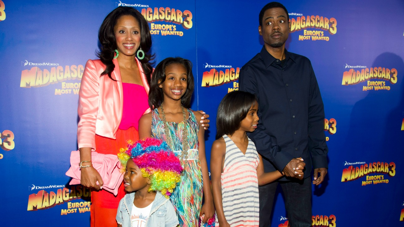 Chris Rock files for divorce after 19 years of marriage    and some